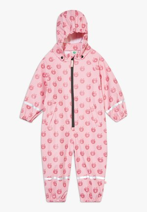 RAIN WEAR SUIT - Kombinezon - sea pink