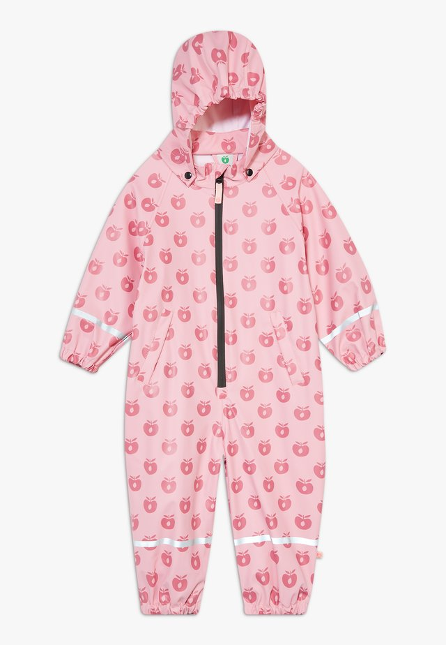 RAIN WEAR SUIT - Jumpsuit - sea pink