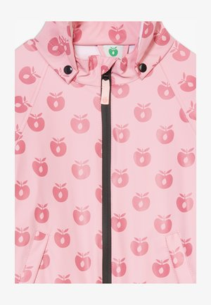 RAIN WEAR SUIT - Mono - sea pink