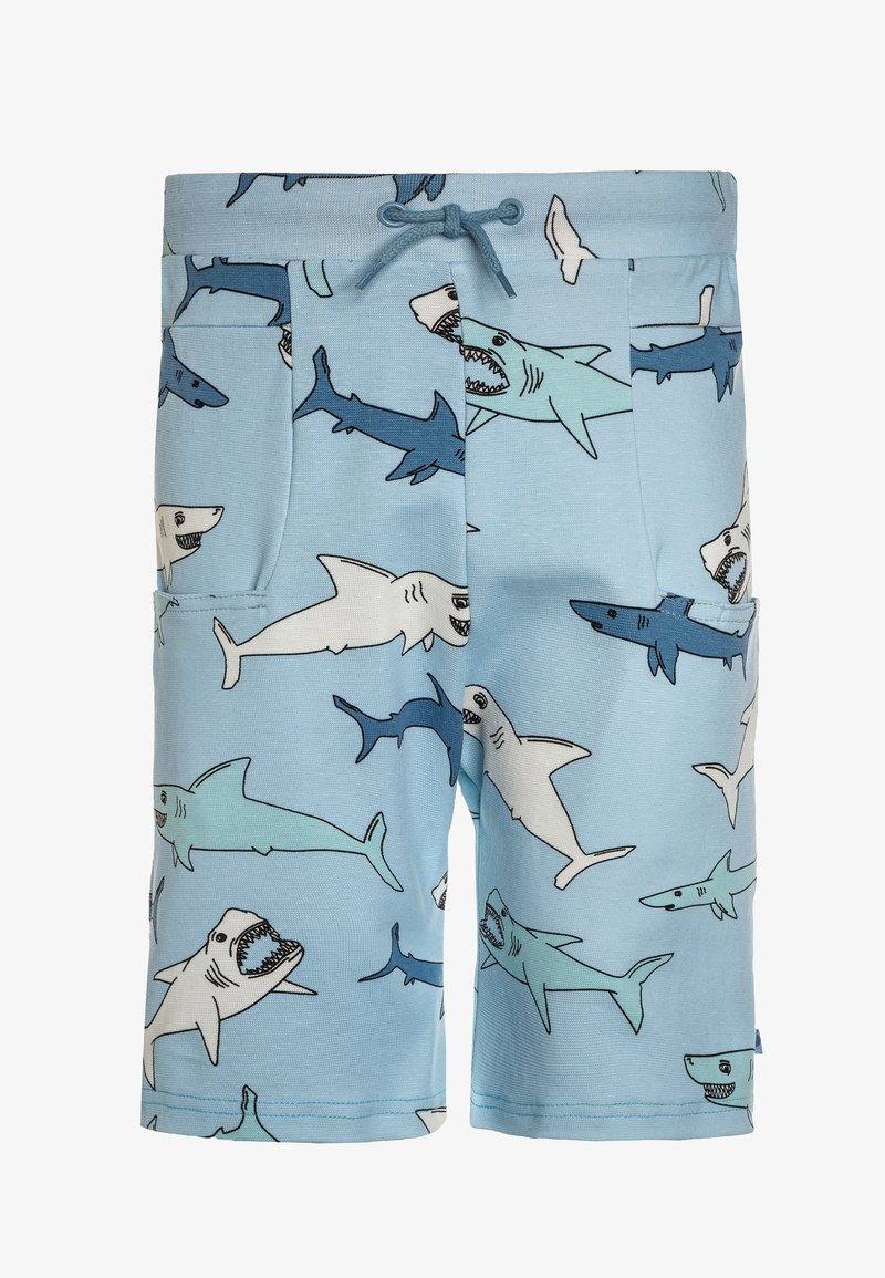 Småfolk - WITH SHARK - Jogginghose - air blue