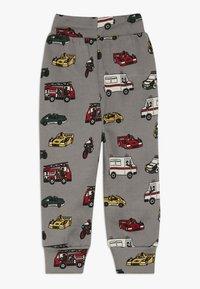 Småfolk - PANTS WITH CARS - Pantalon de survêtement - wilde dove - 1
