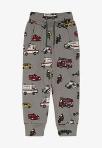 Småfolk - PANTS WITH CARS - Pantalon de survêtement - wilde dove - 2