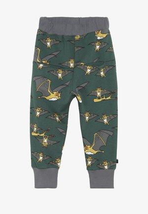 PANTS WITH BAT - Trainingsbroek - hunter green