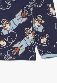 Småfolk - ROCKET - Long sleeved top - medieval blue - 3