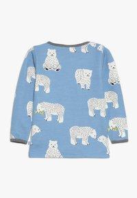 Småfolk - POLAR BEAR - Långärmad tröja - winter blue - 1
