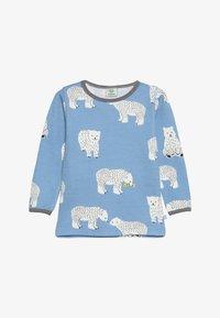 Småfolk - POLAR BEAR - Långärmad tröja - winter blue - 2