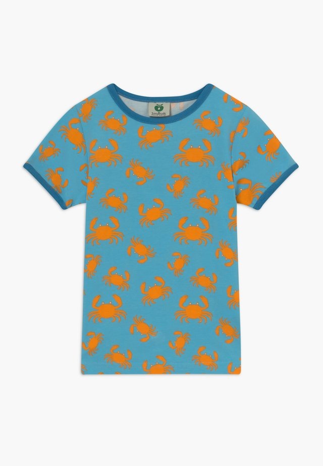 CRABS - T-shirts med print - blue grotto