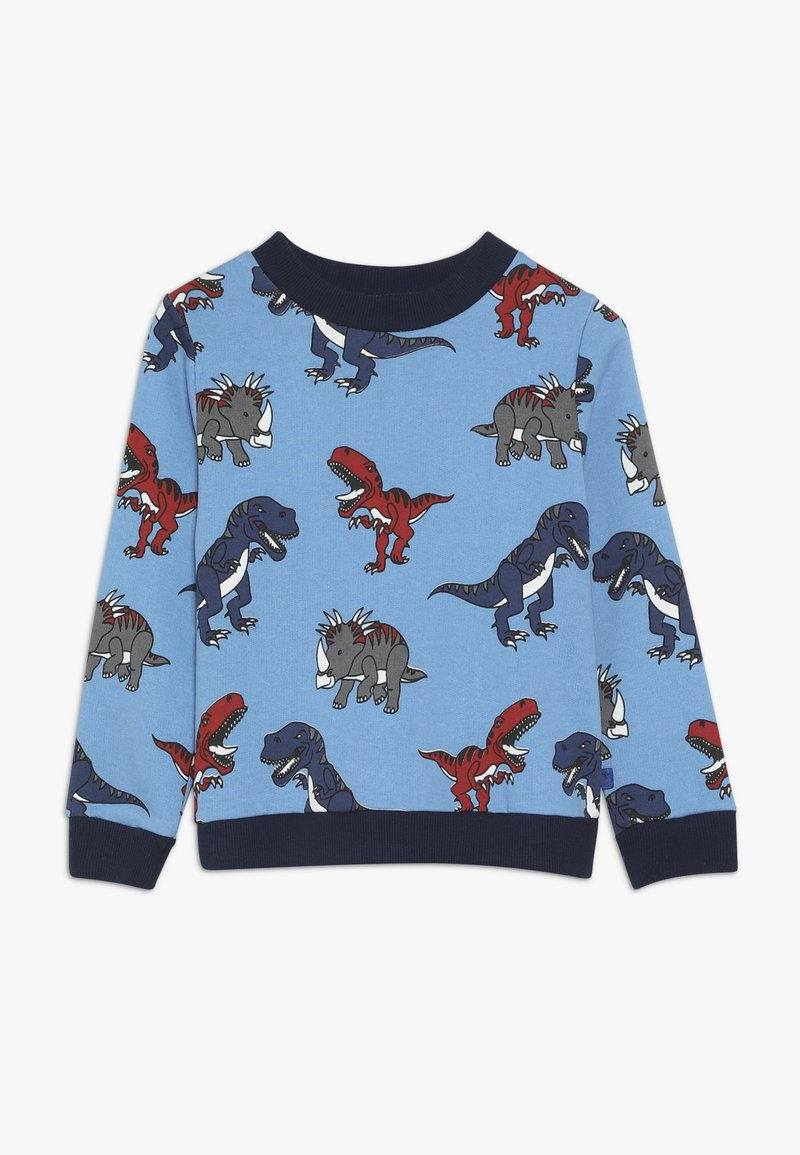 Småfolk - DINOSAUR - Sweatshirt - winter blue