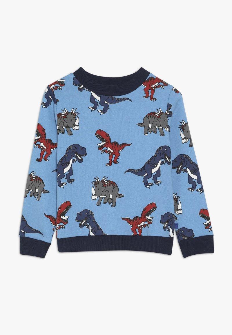 Småfolk - DINOSAUR - Sweatshirt - winter blue