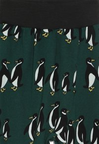 Småfolk - PANTS WITH PENGUINS - Tracksuit bottoms - hunter green - 3