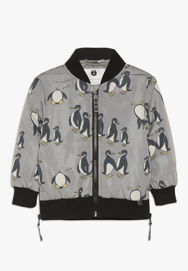 PINGUIN JACKET - Winter jacket - kalk