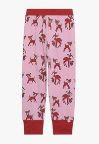 Småfolk - NIGHTWEAR DEER - Pyžamová sada - sea pink - 2