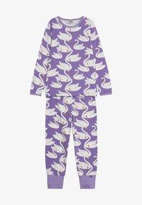 Småfolk - NIGHTWEAR SWAN - Pijama - purple - 5