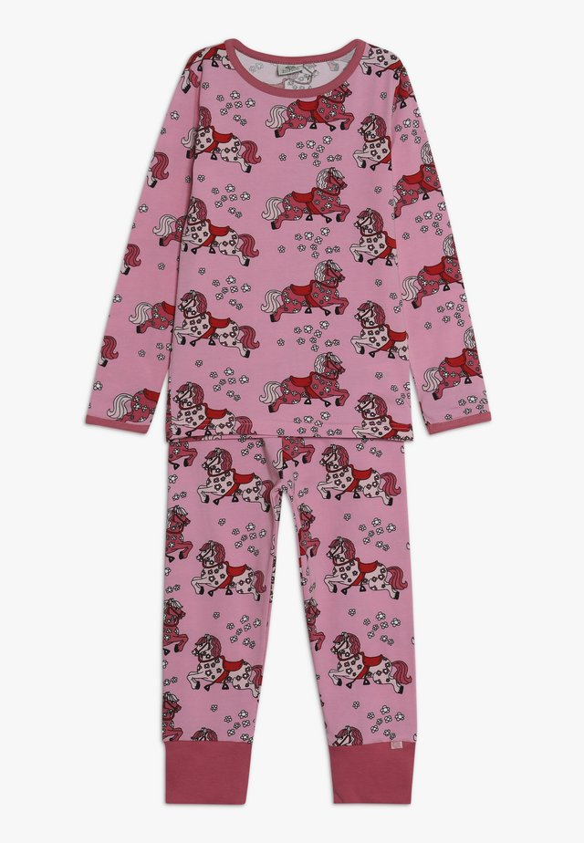NIGHTWEAR HORSE - Pyjama - sea pink
