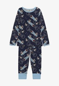 Småfolk - NIGHTWEAR ROCKET - Nachtwäsche Set - medieval blue - 4