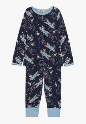 NIGHTWEAR ROCKET - Pyjama set - medieval blue
