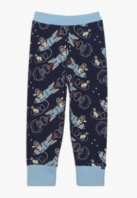 Småfolk - NIGHTWEAR ROCKET - Nachtwäsche Set - medieval blue - 2