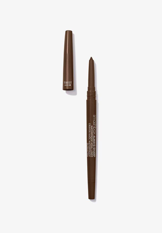 ALWAYS SHARP WATERPROOF KOHL LINER 0,28G - Eyeliner - 361712 sumatra