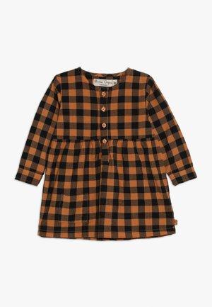 DRESS BABY - Shirt dress - brown