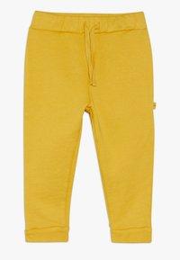Smitten Organic - BABY  - Stoffhose - amber yellow - 0