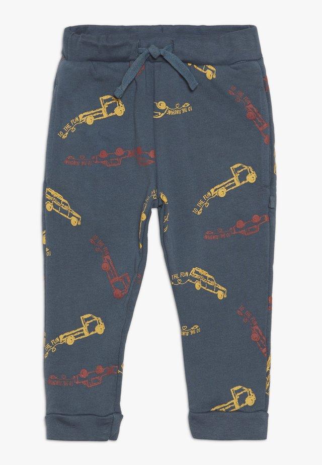Spodnie materiałowe - orion blue