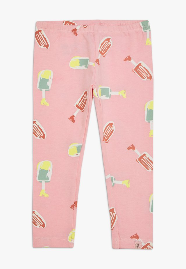 STRAIGHT BABY - Leggings - Trousers - powder pink
