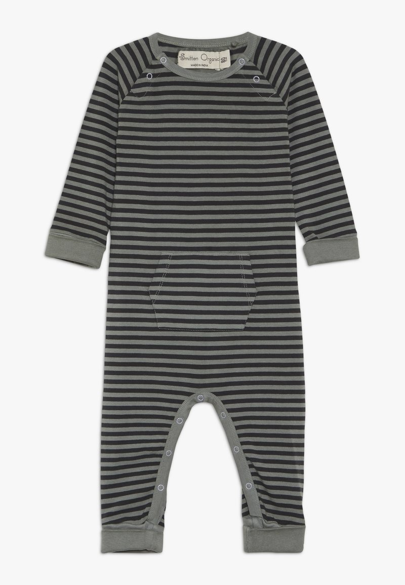 Smitten Organic - OVERALL BABY  - Jumpsuit - neutral gray