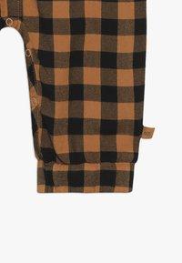Smitten Organic - OVERALL BABY  - Overall / Jumpsuit - sudan brown - 3