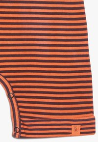 Smitten Organic - SHORTALL BABY ZGREEN - Overal - living coral - 4