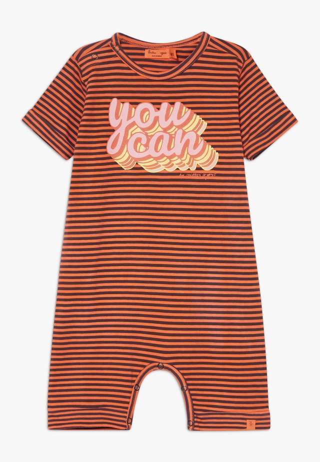 SHORTALL BABY ZGREEN - Jumpsuit - living coral