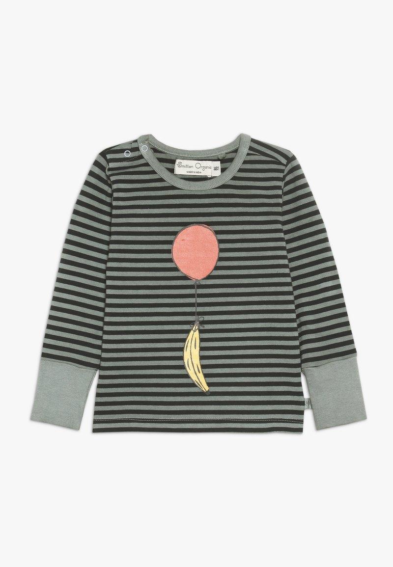 Smitten Organic - BABY  - Long sleeved top - neutral gray