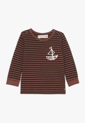 BABY - Långärmad tröja - cinnabar