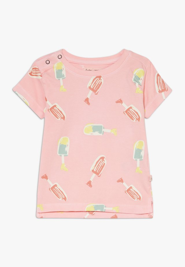 TEE BABY ZGREEN - Print T-shirt - powder pink