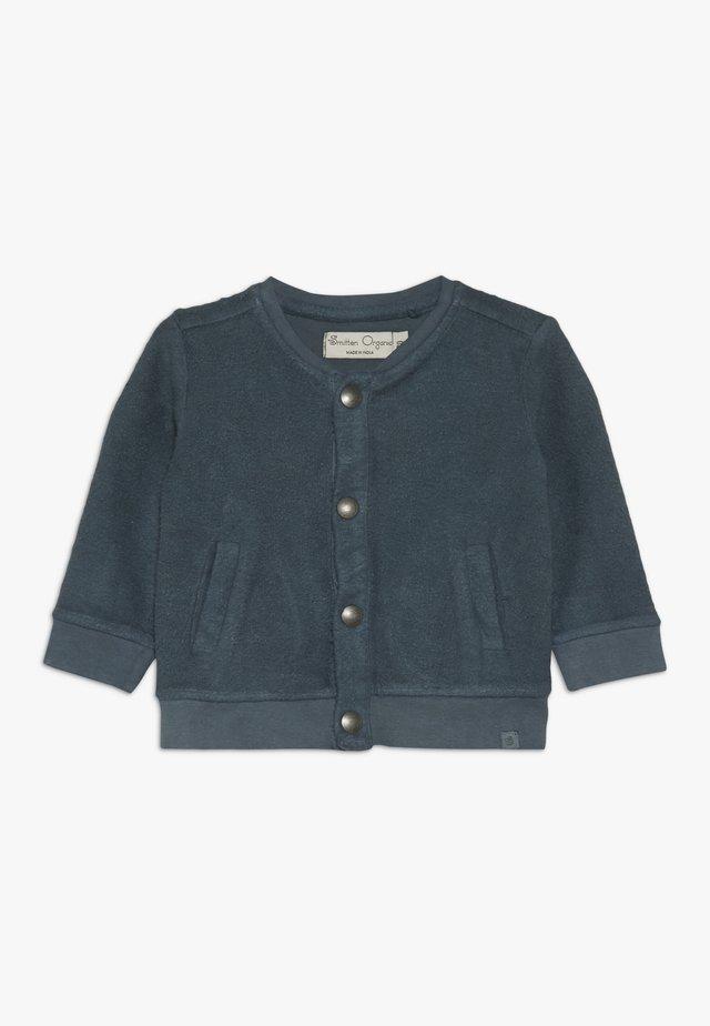CARDIGAN BABY - Bluza rozpinana - orion blue