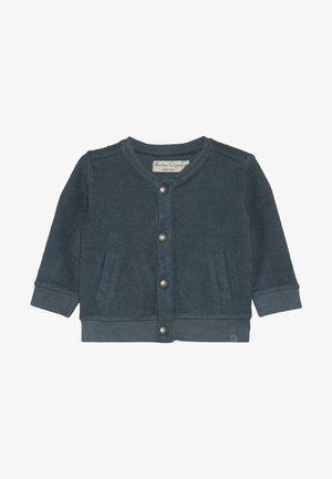CARDIGAN BABY - veste en sweat zippée - orion blue