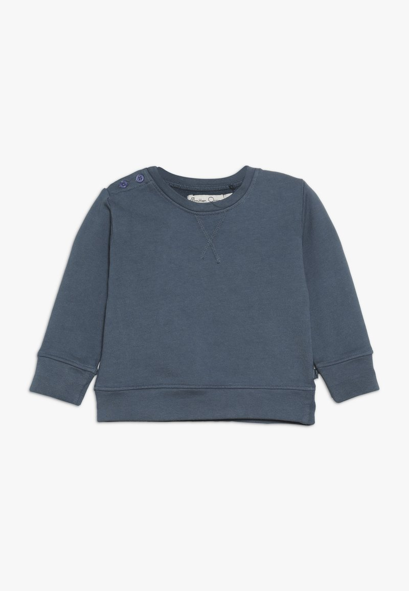 Smitten Organic - PULLOVER BABY  - Sweater - orion blue