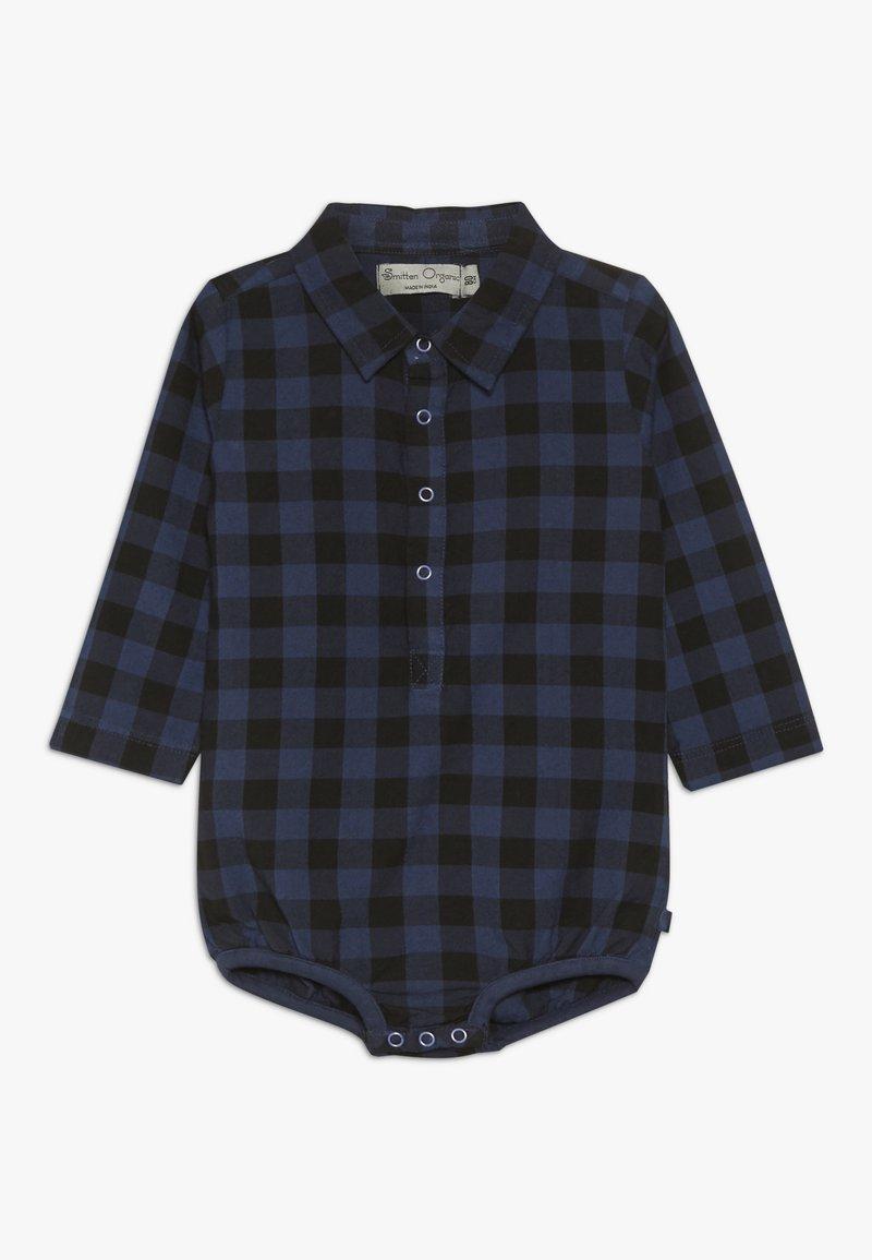 Smitten Organic - BODY BABY - Košile - ensign blue