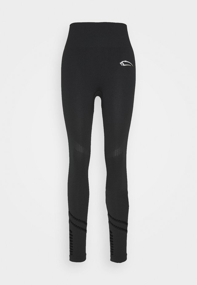 SEAMLESS LEGGINGS FREEDOM - Trikoot - schwarz