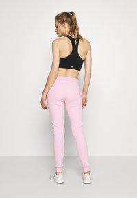 Smilodox - DAMEN - Teplákové kalhoty - rosa - 2
