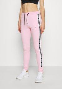 Smilodox - DAMEN - Teplákové kalhoty - rosa - 0