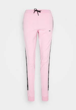 DAMEN - Tracksuit bottoms - rosa