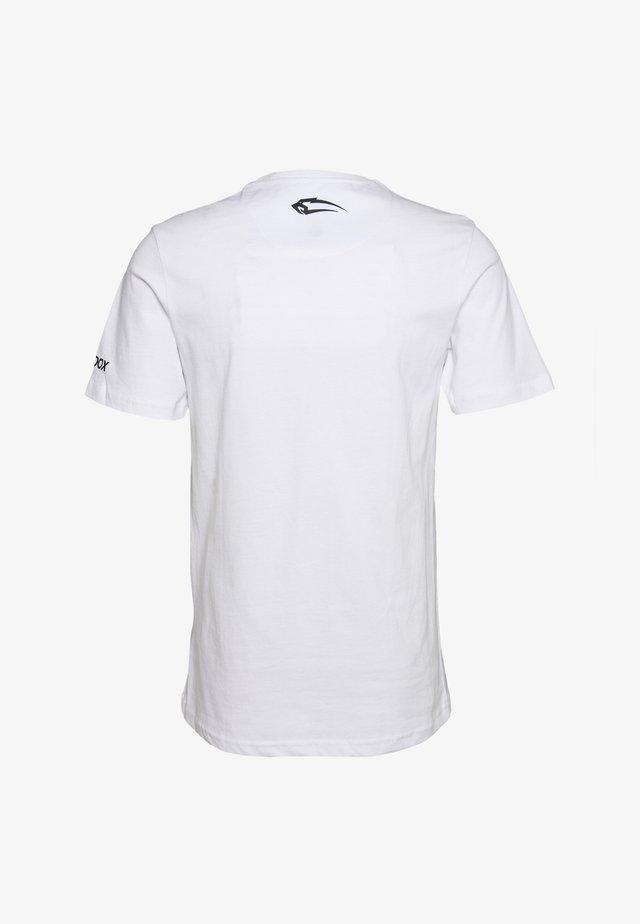 POCKET - T-shirt - bas - white