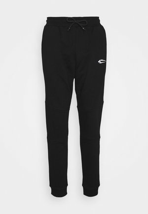 Teplákové kalhoty - schwarz