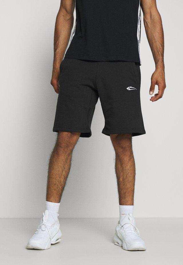 SHORTS GENTLE - Sports shorts - schwarz