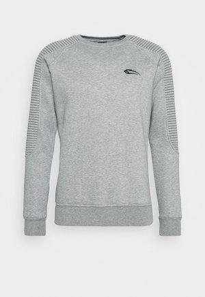 RIFFLE - Sweatshirt - grau