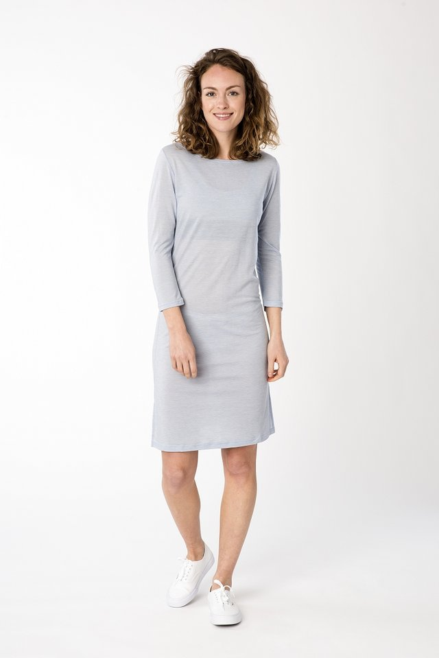 BARB - Sports dress - light blue