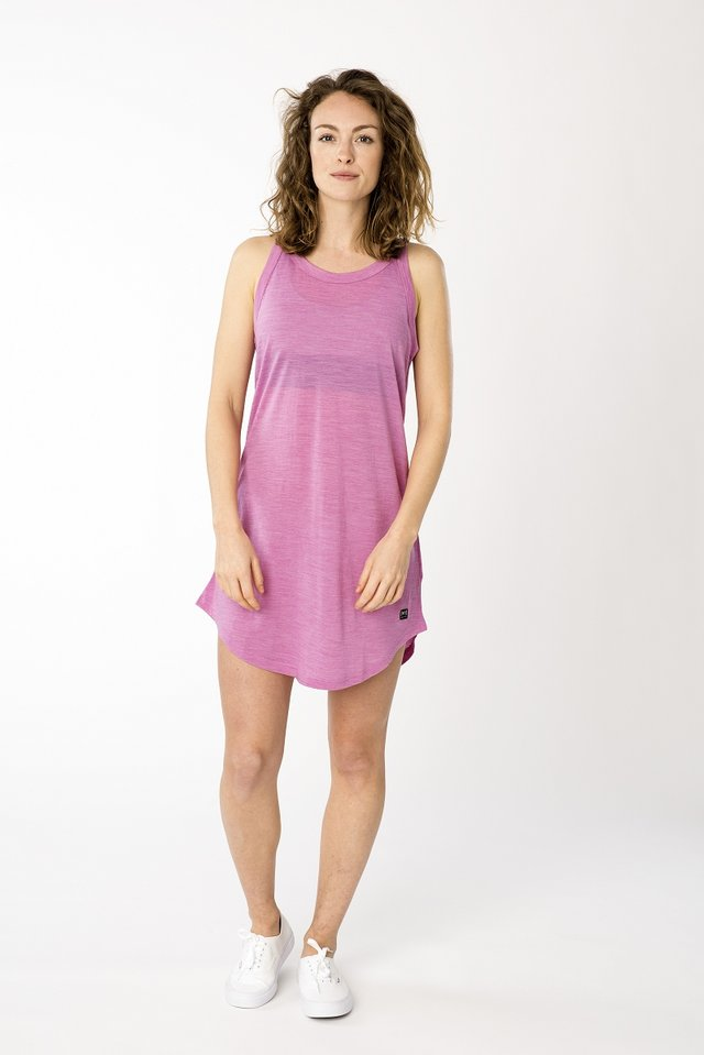 RELAX - Sports dress - pink