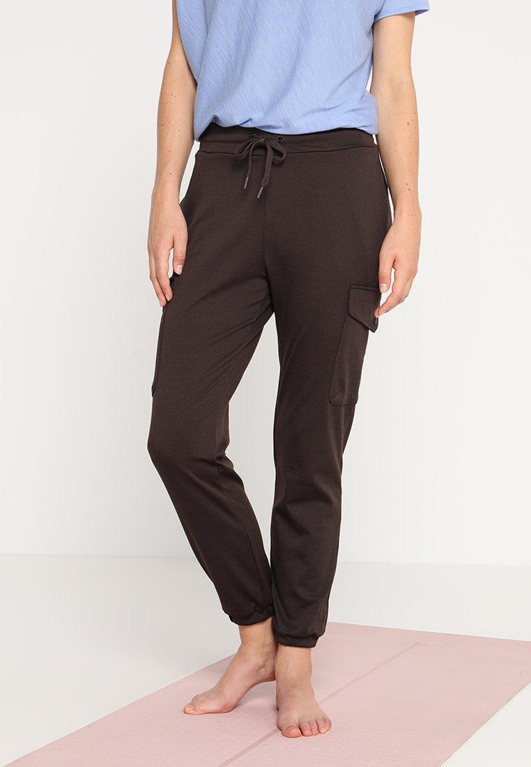 super.natural - Cargo trousers - mole