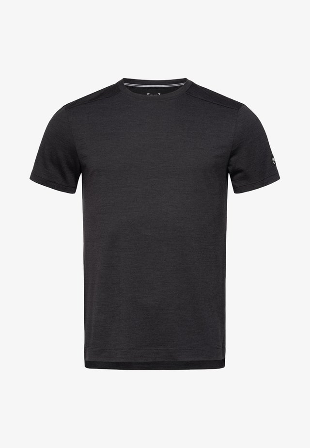 HIGHWOOD - Basic T-shirt - black