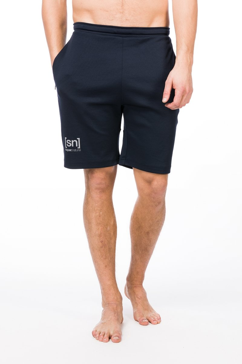 super.natural - MOVEMENT  - Sports shorts - blue
